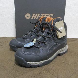 ハイテック(HI-TEC)のHI-TEC TRM736 BK/BROWN 送料無料(ブーツ)