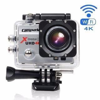 ■CamparkR ACT74 水中カメラ  4K 防水 170度広角度(ビデオカメラ)