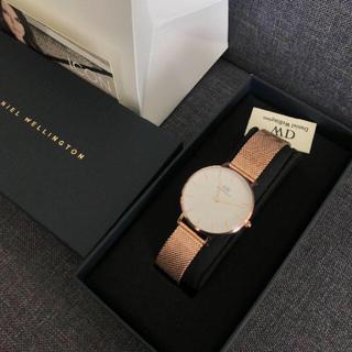 ダニエルウェリントン(Daniel Wellington)のダニエルウェリントン 腕時計 CLASSIC 32MM ローズゴールド(腕時計)