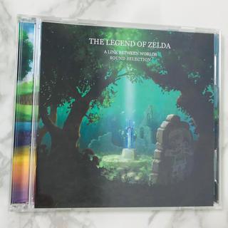 ニンテンドウ(任天堂)の【非売品】THE LEGEND OF ZELDA サウンドセレクション(ゲーム音楽)