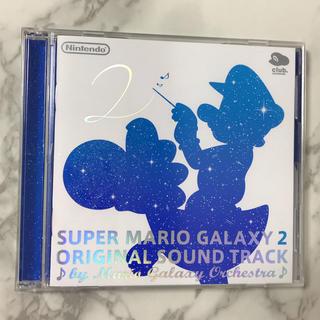 ニンテンドウ(任天堂)の【非売品】スーパーマリオギャラクシー2 オリジナルサウンドトラック(ゲーム音楽)