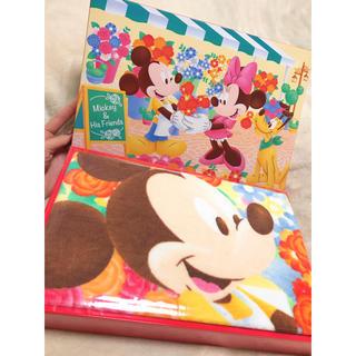 ディズニー(Disney)のDisney ディズニー バスタオル 第一生命 新品未使用(タオル/バス用品)