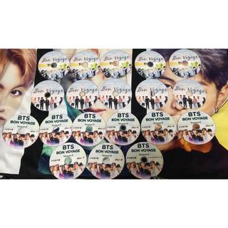 ボウダンショウネンダン(防弾少年団(BTS))のBTS BON VOYAGE SEASON 1 2 3(K-POP/アジア)