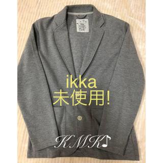 イッカ(ikka)のイッカ ikka 春 秋 ジャケット 未使用!(テーラードジャケット)