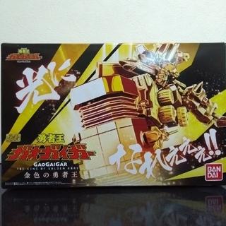 バンダイ(BANDAI)のスーパーミニプラ ガオガイガー 金色の勇者王(模型/プラモデル)
