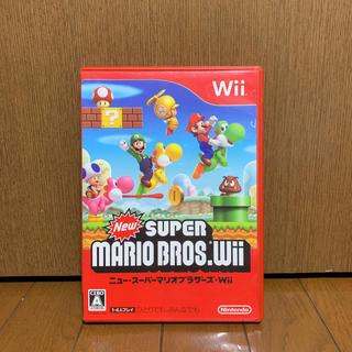 ウィー(Wii)のSUPER MARIO BROS.Wii(家庭用ゲームソフト)