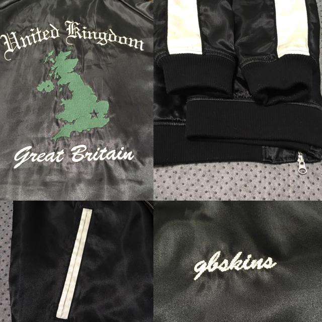 GB(ジービー)のGB SKINS ジービー スキンズ スカジャン L メンズのジャケット/アウター(スカジャン)の商品写真
