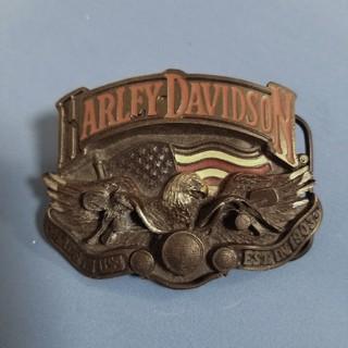ハーレーダビッドソン(Harley Davidson)の⭐HARLEY-DAVIDSON⭐ BUCKLE(その他)