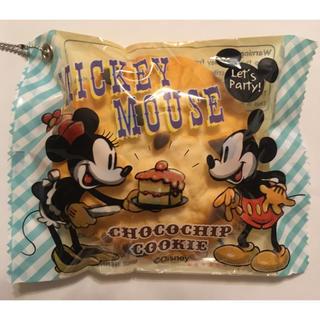 ディズニー(Disney)のスクイーズ ミッキーマウスチョコチップクッキー(キャラクターグッズ)