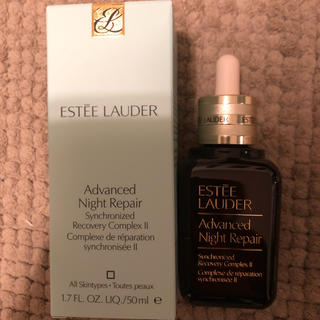 エスティローダー(Estee Lauder)のエスティローダー アドバンスナイトリペア(美容液)