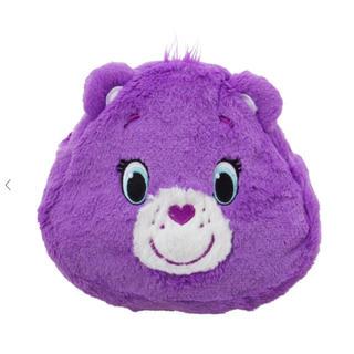 ケアベア(CareBears)のケアベア ポーチ(紫) シェアベア 1点(ポーチ)