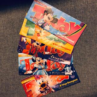 ディズニー(Disney)のDISNEY TODAY 5枚(その他)