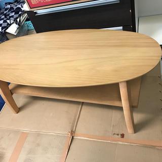 折りたたみ ローテーブル  良品 タンスのゲン(ローテーブル)