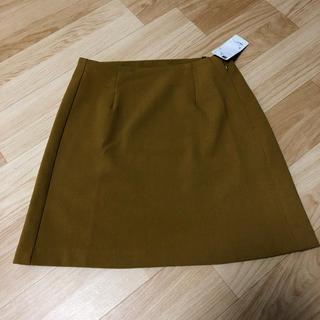 ジーユー(GU)のミニスカート☆新品(ミニスカート)
