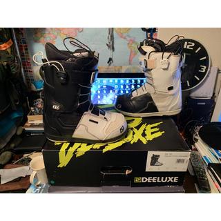 ディーラックス(DEELUXE)のdeeluxe snowboard boots ID(ウエア/装備)