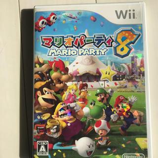 ウィー(Wii)のマリオパーティー(家庭用ゲームソフト)