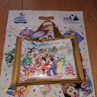 ディズニー(Disney)のディズニー 35周年 グランドフィナーレ アーモンドチョコレートバー 1袋(菓子/デザート)