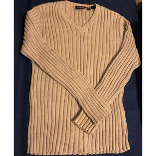 ダナキャランニューヨーク(DKNY)のDKNY リブニット メンズ (ニット/セーター)