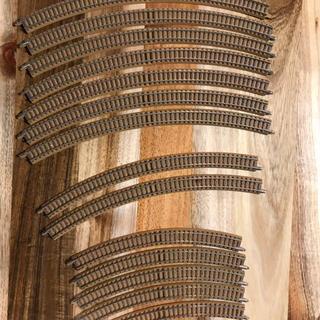 トミー(TOMMY)の値下げ Nゲージ TOMIX トミックスカーブレール 線路13本(鉄道模型)