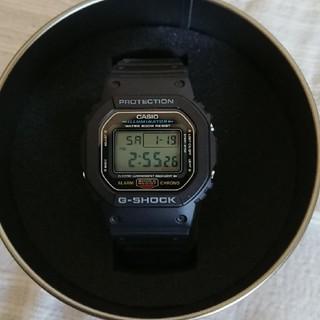 カシオ(CASIO)のカシオ CASIO Gショック G-shock DW-5600E-1V 新品(腕時計(デジタル))