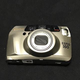 ペンタックス(PENTAX)のpentax espio160 フィルムカメラ(フィルムカメラ)