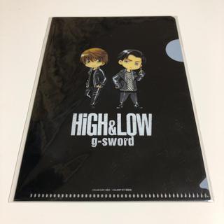 サンダイメジェイソウルブラザーズ(三代目 J Soul Brothers)のHiGH&LOW THE MOVIE2ミニクリアファイル(邦画)