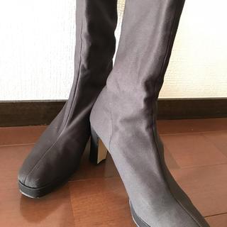 ギンザカネマツ(GINZA Kanematsu)のカネマツ ショートブーツ(ブーツ)