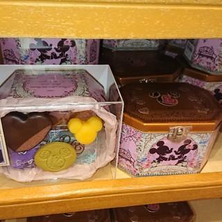 ディズニー(Disney)の未開封☆ディズニー 2019 スウィートラブ アソーテッド・スウィーツ 1缶(菓子/デザート)
