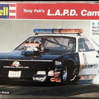 《超レア》レベル1/24 TonyFoti's L.A.P.D.Camaro(模型/プラモデル)