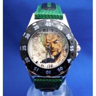 ワンピースダイバーウォッチ-ゾロ腕時計(腕時計)