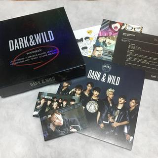 ボウダンショウネンダン(防弾少年団(BTS))のDARK&WILD  <CD>(K-POP/アジア)