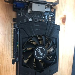 エイスース(ASUS)のASUS GTX750Ti(PCパーツ)