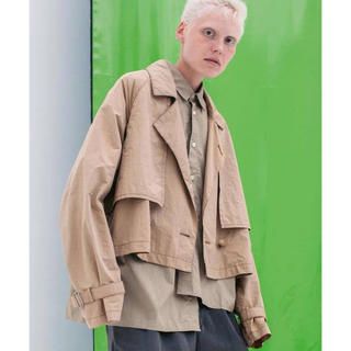 ジエダ(Jieda)のジャケット サイズ1(トレンチコート)