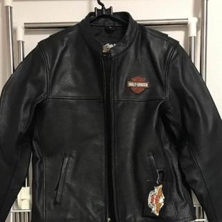 ハーレーダビッドソン(Harley Davidson)のメンズ レザー ジャケット(ライダースジャケット)