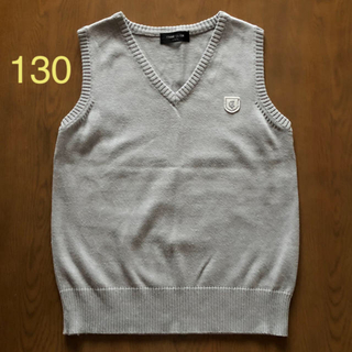 コムサイズム(COMME CA ISM)のコムサイズム キッズ  ベスト  130A(ドレス/フォーマル)