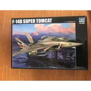 トランペッター 1/32 F-14Dスーパートムキャット 03203 プラモデル(プラモデル)