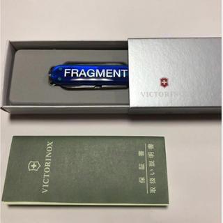 FRAGMENT - THE CONVENI fragment design VICTORINOX