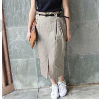 イエナ(IENA)のイエナ タイトスカート MID-CALFスカート(ひざ丈スカート)