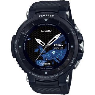 カシオ(CASIO)の超人気モデル カシオ  プロトレックスマート WSD-F30-BK (腕時計(デジタル))