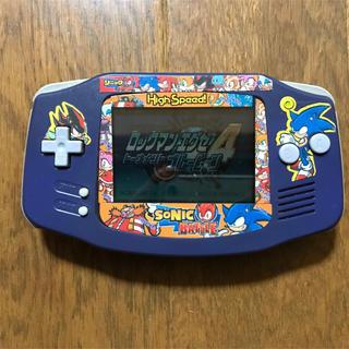 ゲームボーイアドバンス(ゲームボーイアドバンス)の任天堂 GAME BOY ADVANCE(携帯用ゲーム本体)