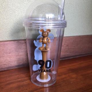 ディズニー(Disney)の90周年 ミッキー タンブラー ホットトピック 日本未発売 アメリカ(タンブラー)