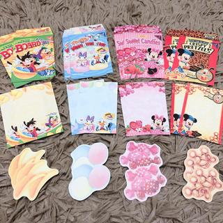 ディズニー(Disney)のディズニー 封筒セット(カード/レター/ラッピング)