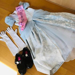 ディズニー(Disney)のビビディバビディブティック●シンデレラ●120(ドレス/フォーマル)
