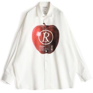 """シャリーフ(SHAREEF)の[新品]shareef  """"APPLE R""""  BIG SHIRTS(Tシャツ/カットソー(七分/長袖))"""