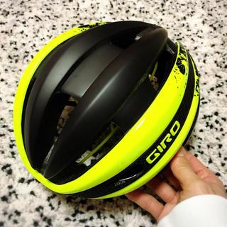 ジロ(GIRO)のGIRO SYNTHE ジロ シンセ Mサイズ ヘルメット(ウエア)
