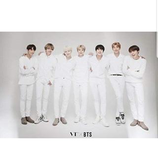 ボウダンショウネンダン(防弾少年団(BTS))のVT × BTS ポスター (K-POP/アジア)