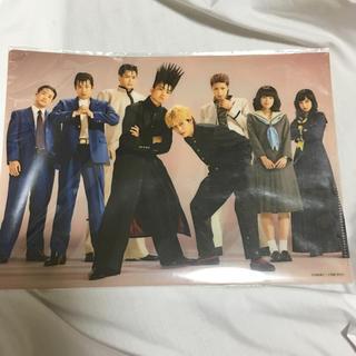 小学館 - 今日から俺は!! クリアファイル
