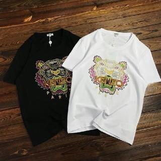 ケンゾー(KENZO)の海外限定★KENZO 半袖Tシャツ★2色展開(Tシャツ(半袖/袖なし))