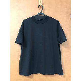 ザラ(ZARA)のZARA ハイネックTシャツ(Tシャツ(半袖/袖なし))