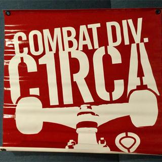 サーカ(CIRCA)のC1RCA バナー 新品(スニーカー)